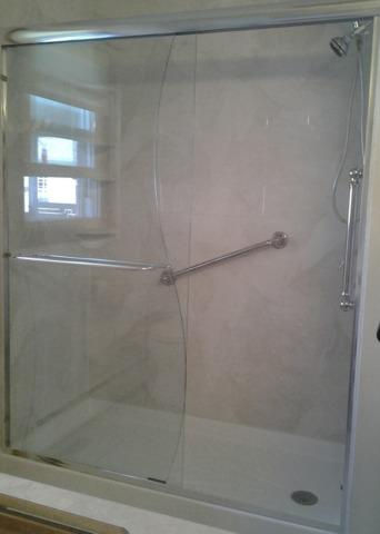 Bath Remodel Project in Williamstown, WV