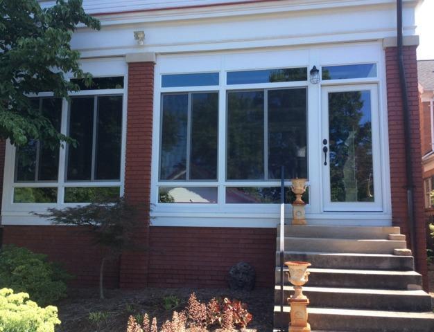 Sunroom Project in Marietta, OH