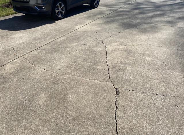 Concrete Repair in Hurricane, WV