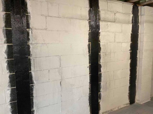 Foundation Wall Support in Huntington, WV