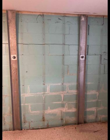 Wall Support Job in Huntington, WV