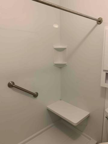 Bathroom Tub Conversion in St Albans