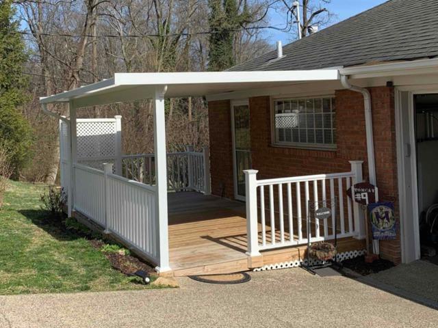 Patio Structure in Ashland, Kentucky