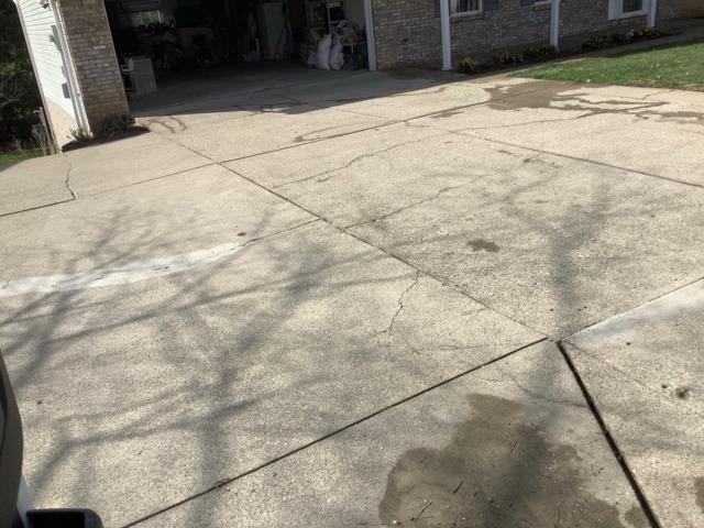 Driveway Lift and Repair in Scott Depot, WV