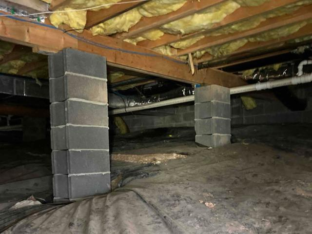 Crawl Space in Charleston, WV