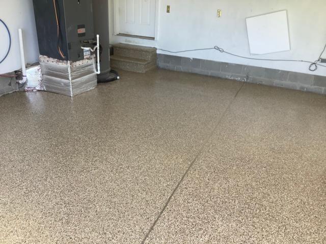 Garage Floor Repair in Proctorville, Oh