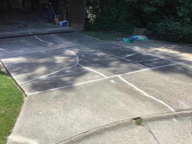 Concrete Repair in St Albans, WV
