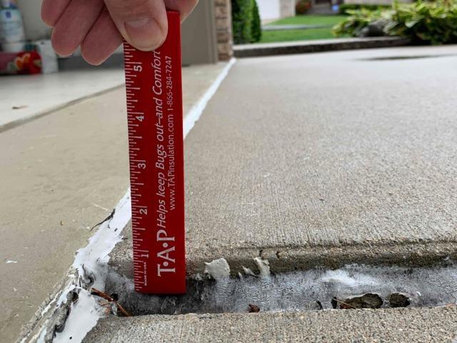 Concrete Repair in Beckley, WV