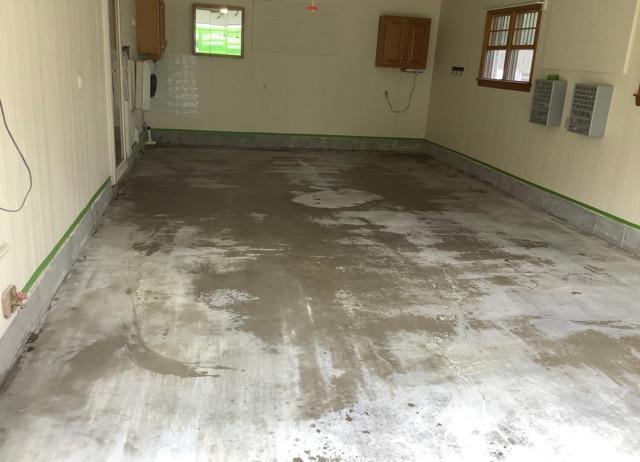 Garage Floor Coating in Crab Orchard, WV