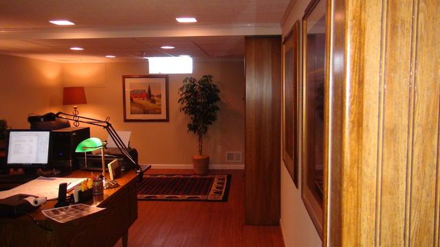 Tranquil Office Basement Space In Greendale, WI
