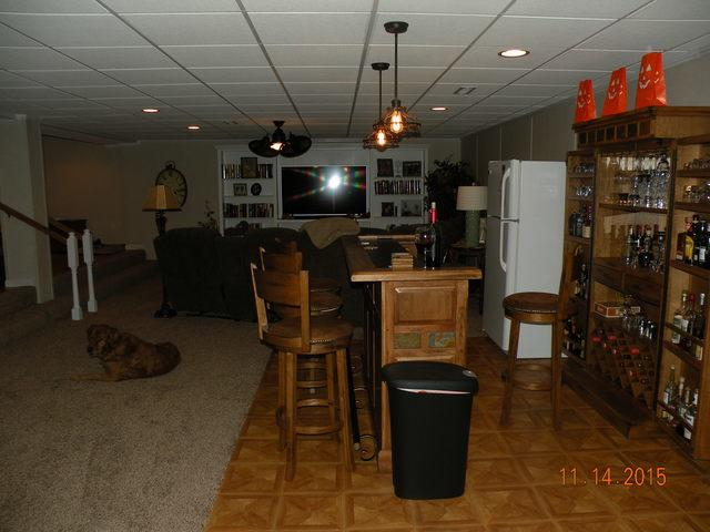 Unique Basement Transformation in Waukesha, WI