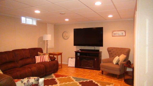 Complete Basement Makeover in Kenosha, WI