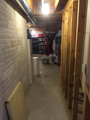 Complete Basement Transformation in Cudahy, WI