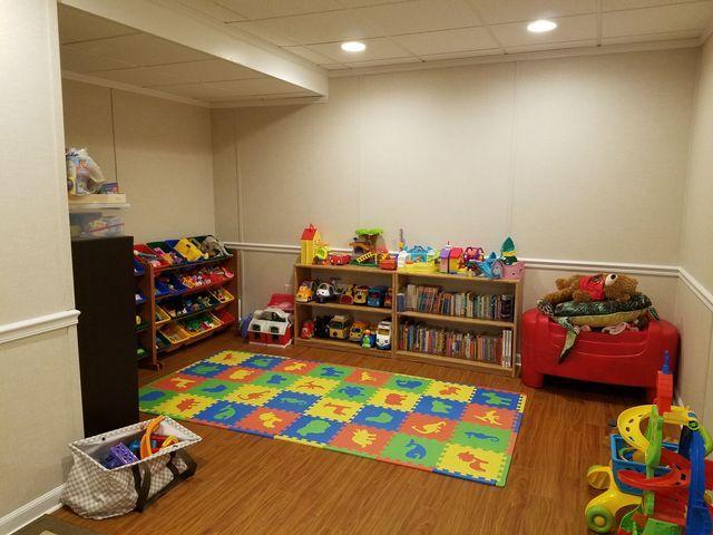 Fun Playroom Addition in Kenosha, WI
