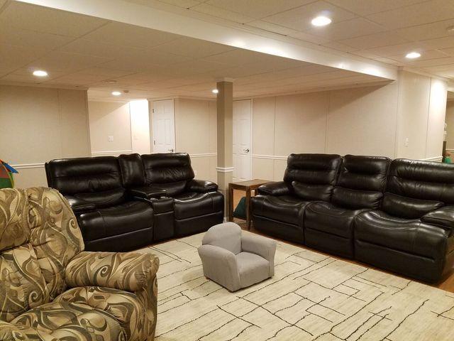 Spacious Family Room Addition in Kenosha, WI