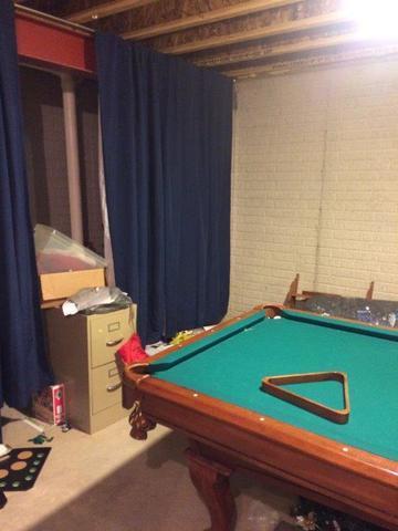Fun Entertainment Room Addition in Racine, WI