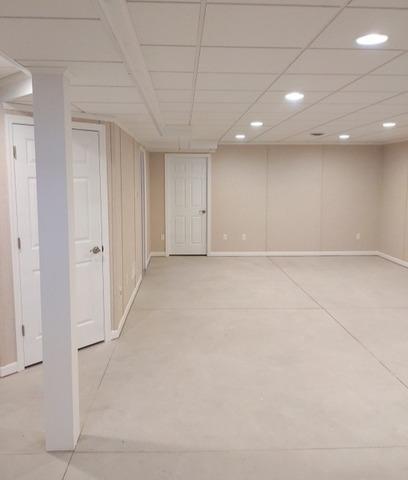 Spacious Rec Room Addition in Menomonee Falls, WI
