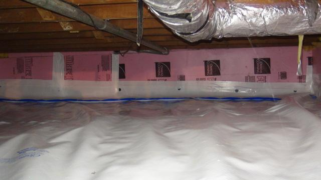 Crawl Space Encapsulation in Brookfield, WI