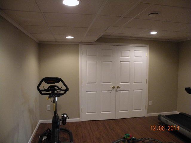More Basement Living Space in Oak Creek, Wisconsin