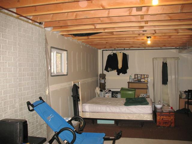 Finished Basement for Growing Teenagers in Brookfield, WI