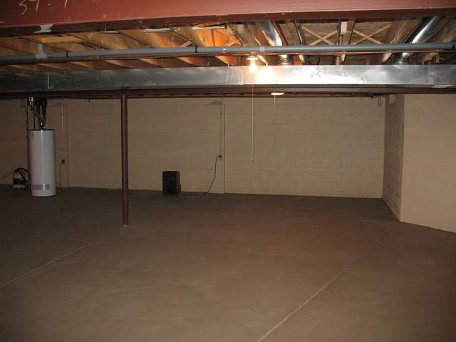 There are beautiful basements in Greenfield, Wisconsin