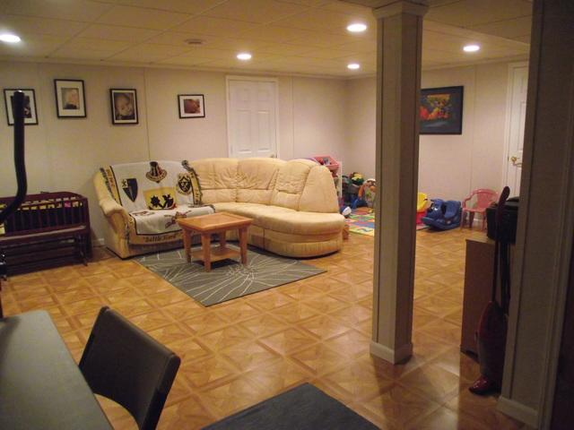 John's New Basement in Machesney Park, IL