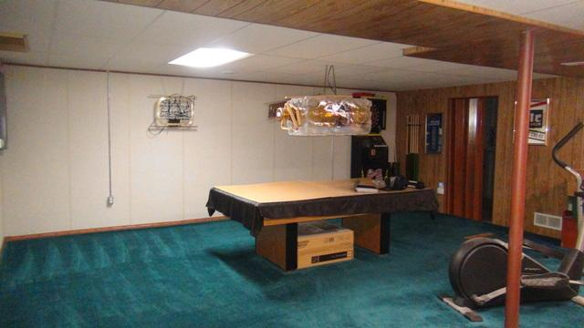 Basement Wall Installation in Waukesha, WI