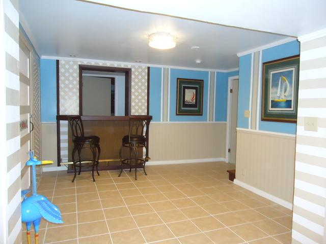 Look at Dave and Marlene's Basement in Whitefish Bay, Wisconsin, after we got through with it!