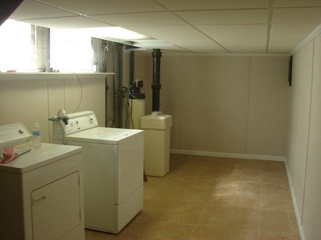 Laundry Room Remodel in Rockford, IL