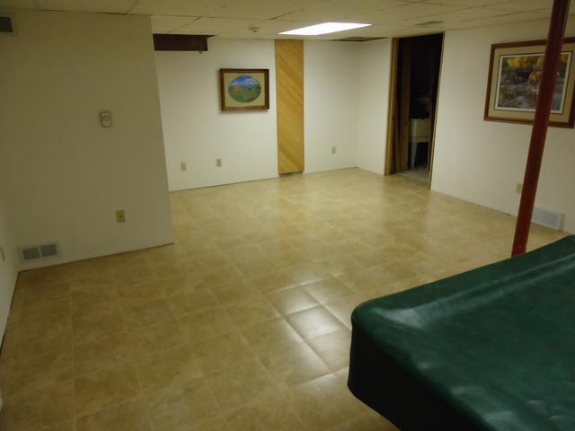 New Basement Flooring in Brookfield, WI!