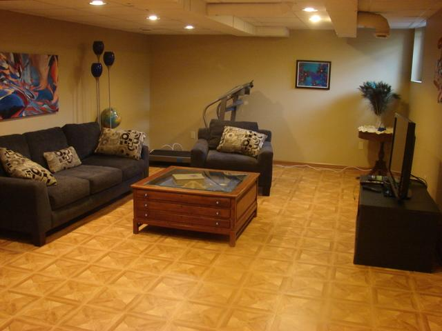 A Beautiful Basement in Muskego, Wisconsin!