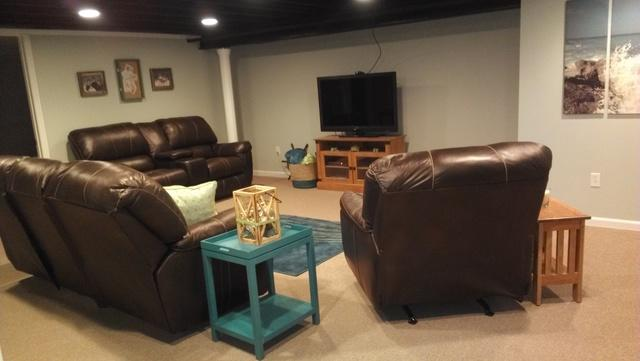 We Love to Finish Basements in McHenry, IL!