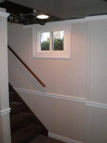 New Walls To Brighten Up Stairs in Wauwatosa, Wisconsin
