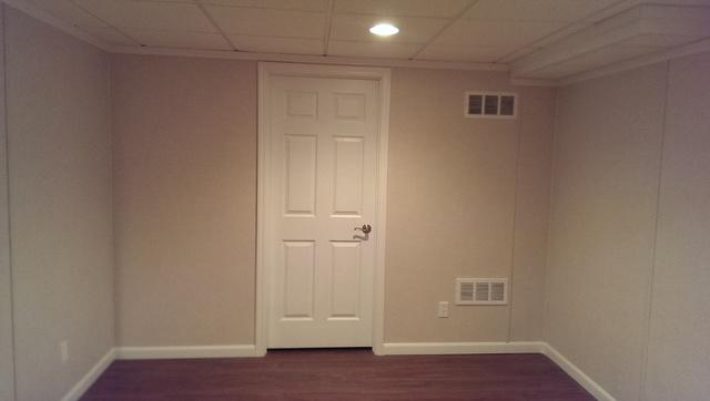 Incredible Finished Basement Transformation in Loves Park, IL