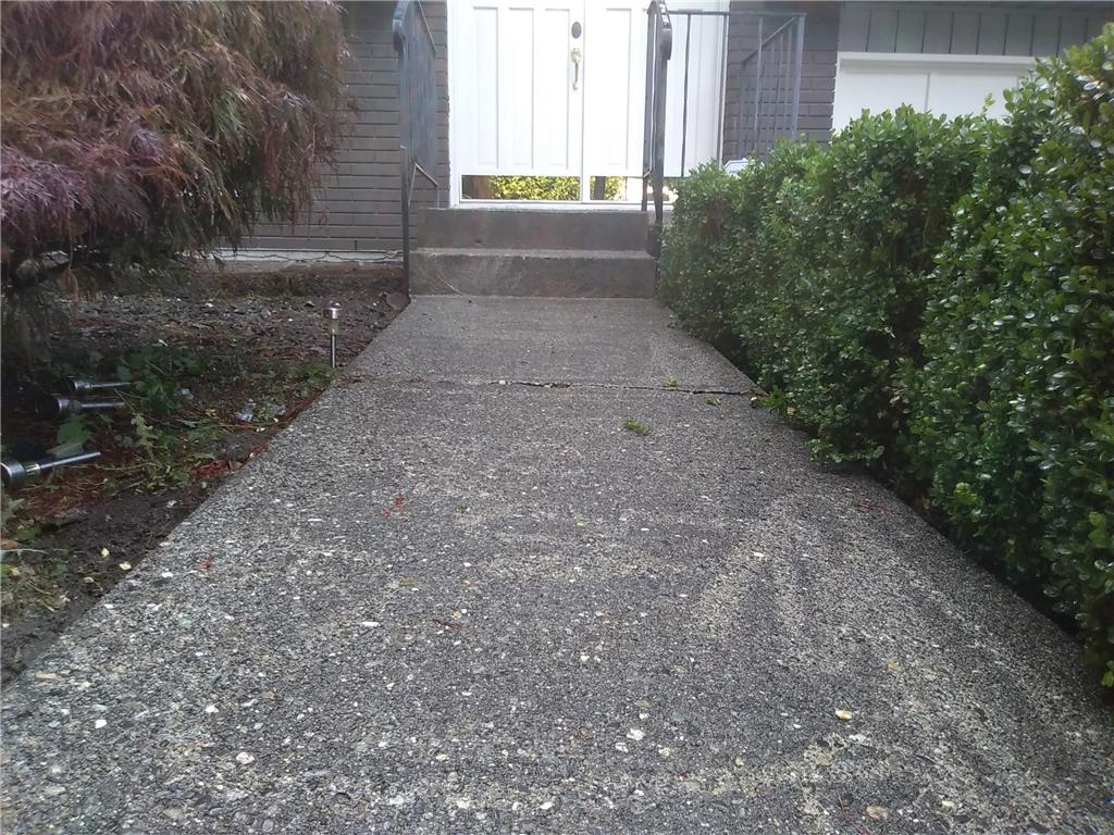Concrete Lifting in Seattle, WA - After Photo