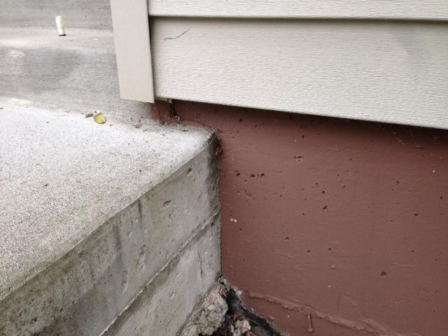 Concrete Lifting & Leveling on Front Stoop in Seattle, WA - After Photo