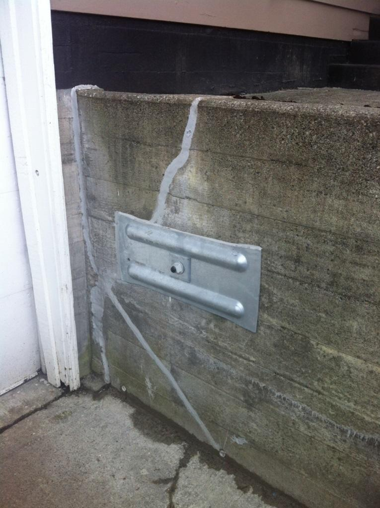 Retaining Wall Repair with Geo-Lock in Seattle, WA - After Photo