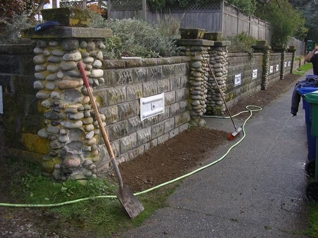 Retaining Wall Repair in Olympia, WA