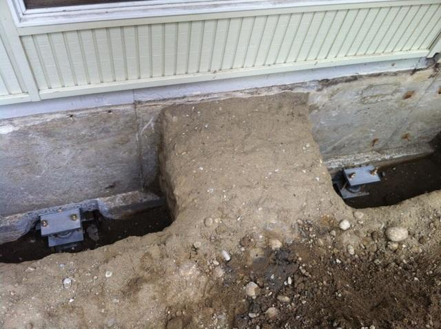 Push Piers Installation in Renton, WA - After Photo