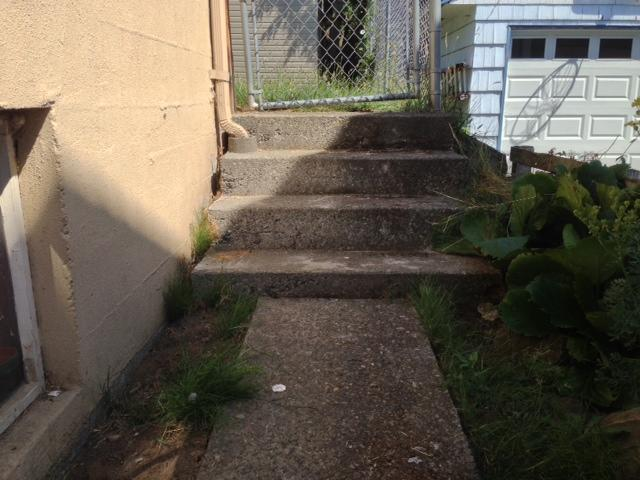 Concrete Lifting & Leveling under Steps in Seattle, WA - After Photo