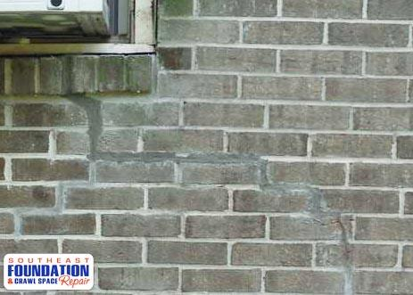 Fixing an Addition Cracking Wall in Fayetteville, NC