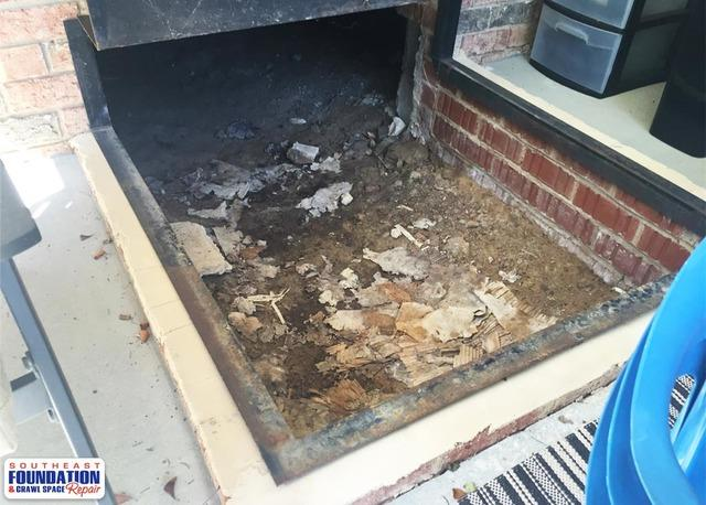 Replacing a Crawl Space Door with a Turtl in Hope Mills, NC