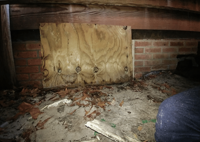 Grifton, NC Crawl Space Encapsulation