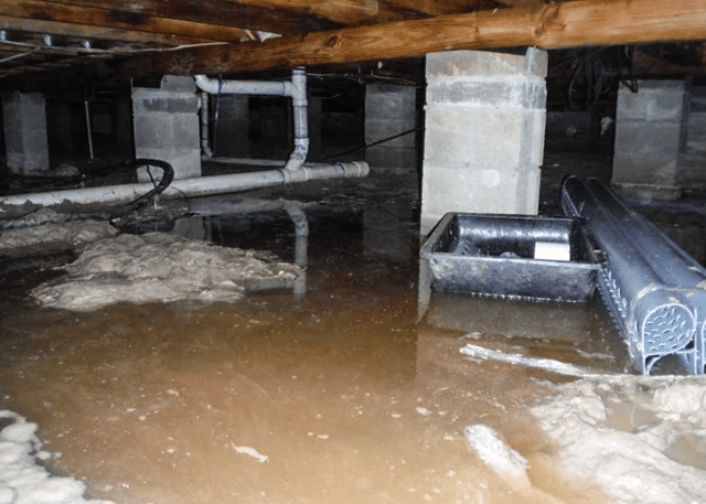 Getting Rid of Standing Water in Hamlet, NC