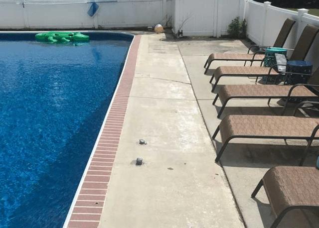 Fixing a Tripping Hazard in Kinston, NC