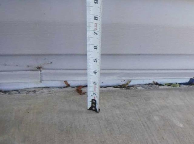 Fixing a Sunken Concrete Porch with PolyLevel in Bennett, NC