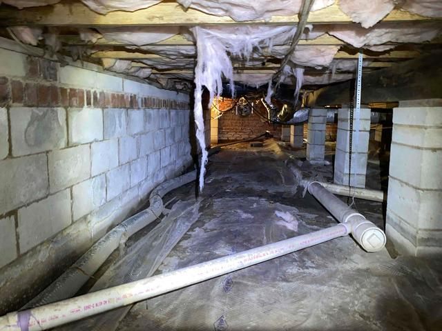 Crawlspace Repair in Greenville, NC