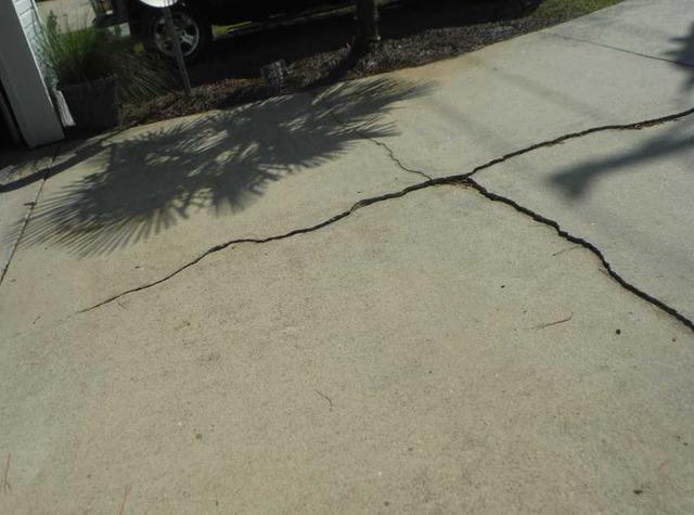 Concrete Driveway Transformation in Newport, NC