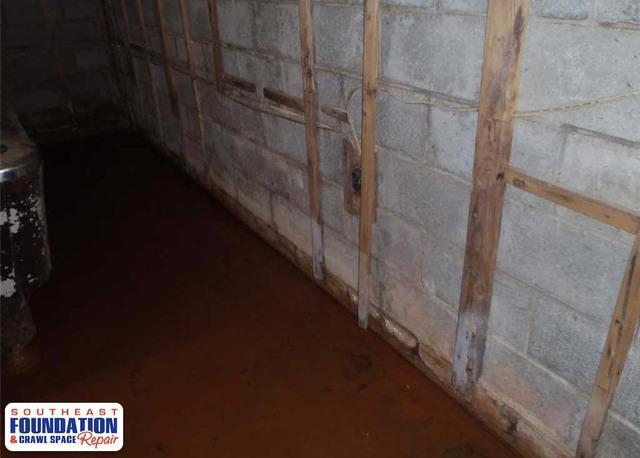 Waterproofing in Hurbert, NC