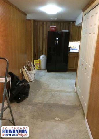 Basement Finishing in Morehead City, NC